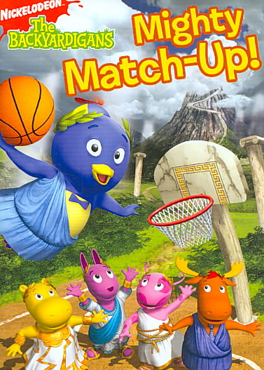 BACKYARDIGANS:MIGHTY MATCH UP BY BACKYARDIGANS (DVD)