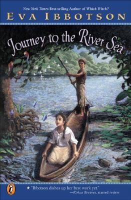 Journey to the River Sea By Ibbotson, Eva/ Hawkes, Kevin (ILT)