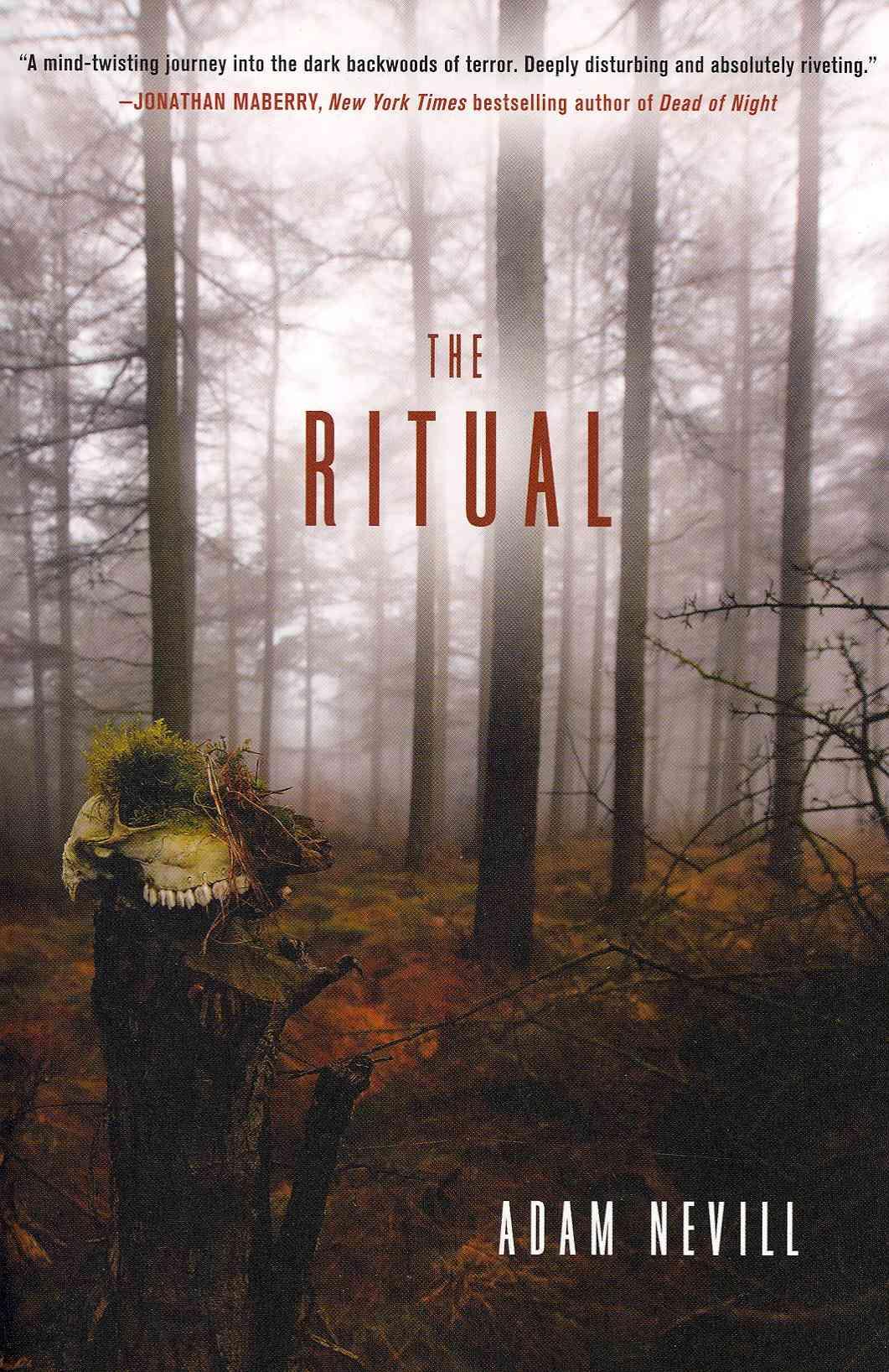 The Ritual By Nevill, Adam