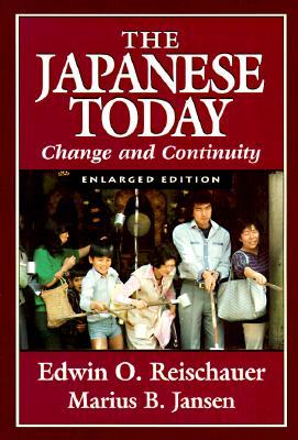 The Japanese Today By Reischauer, Edwin O./ Jansen, Marius B.
