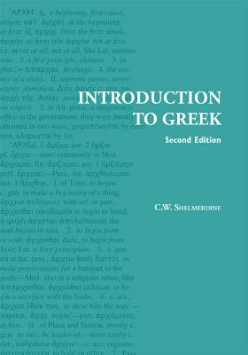 Introduction to Greek By Shelmerdine, Cynthia W.