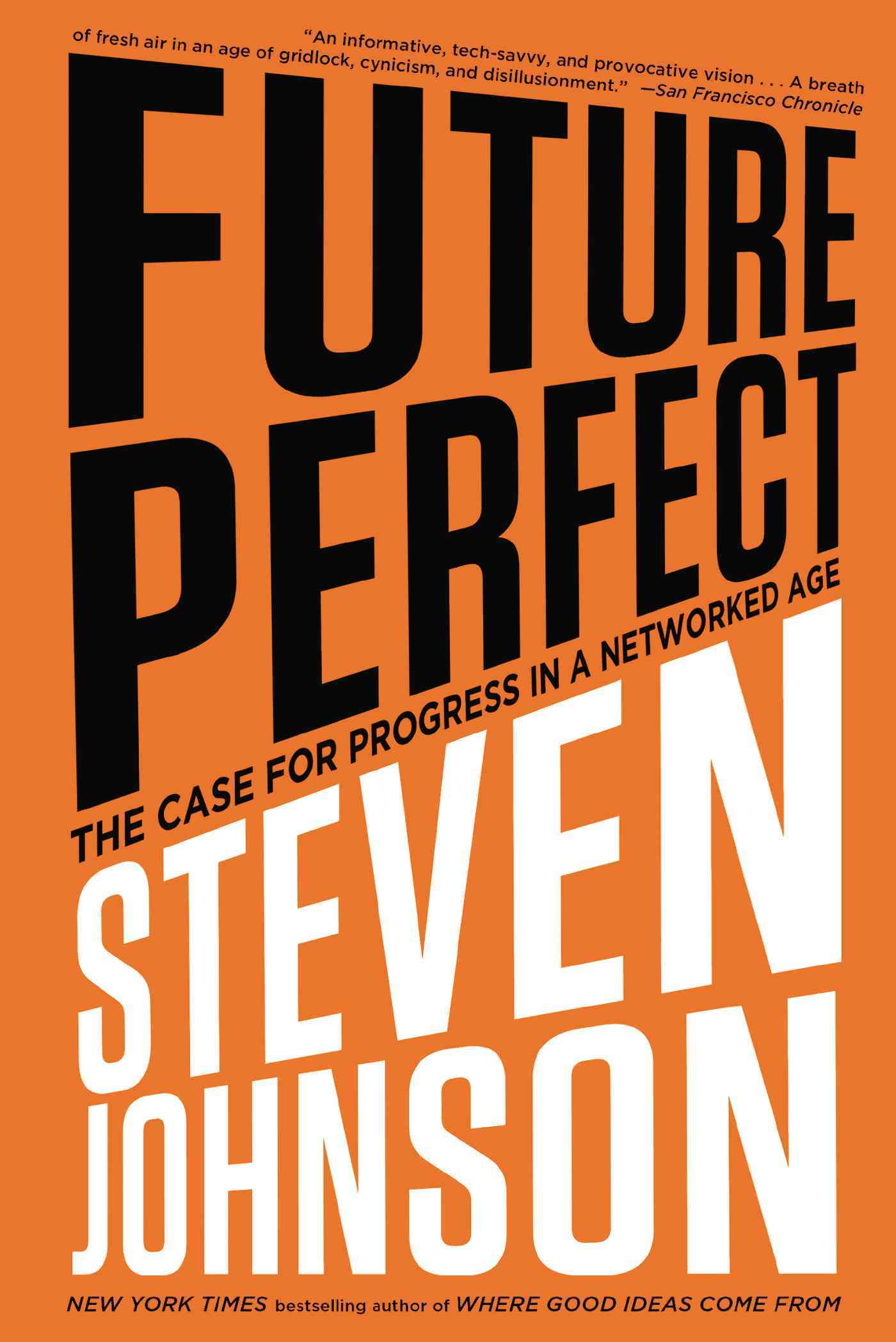 Future Perfect By Johnson, Steven